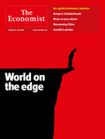 World on the edge (Economist)