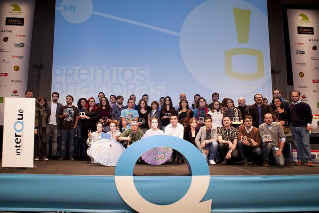 Premio mejor blog de negocios 2011 Bitacoras Javier Megias Terol