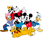 Mickey-and-Friends