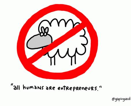 Todos los niños son emprendedores