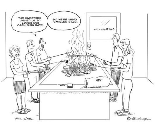 Cash-burn-rate-inversor-dinero-startup-metrica
