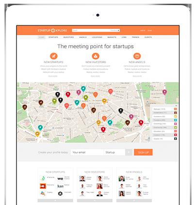 startupxplore-startups-investor-home