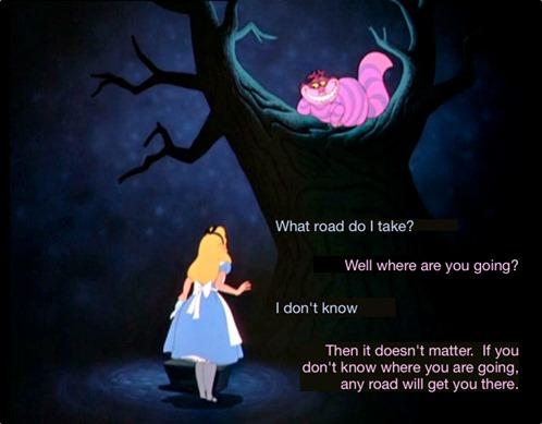 vision-alicia-pais-maravillas-gato-chesire-donde-vas-camino