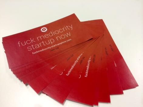 fuck-mediocrity-startupxplore