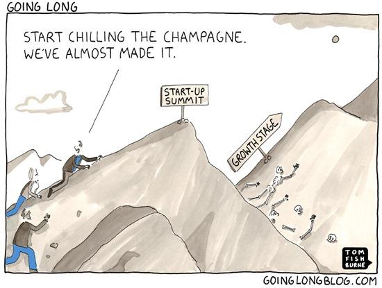 CEO-startup-cima-lejos