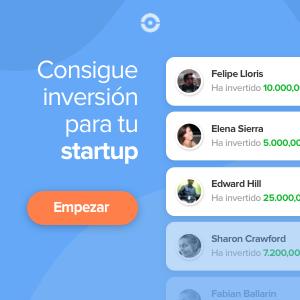 Consigue financiación para tu startup