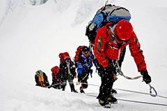 Emprender es como escalar una montaña